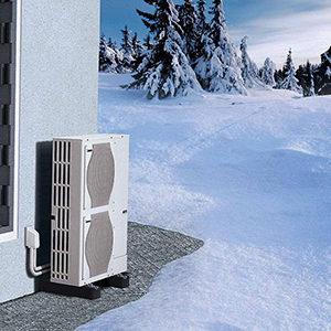 Pompe-à-chaleur-air-eau-ecodan-hydrobox-hiver